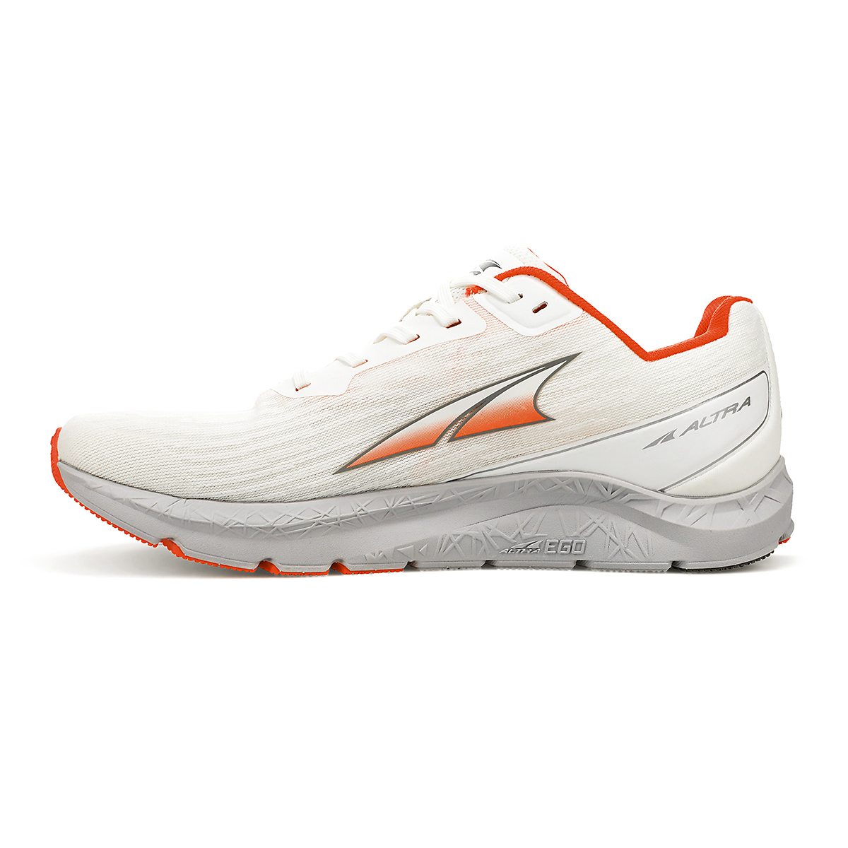 Women's Altra Rivera Running Shoe - Color: White/Coral - Size: 5.5 - Width: Regular, White/Coral, large, image 2