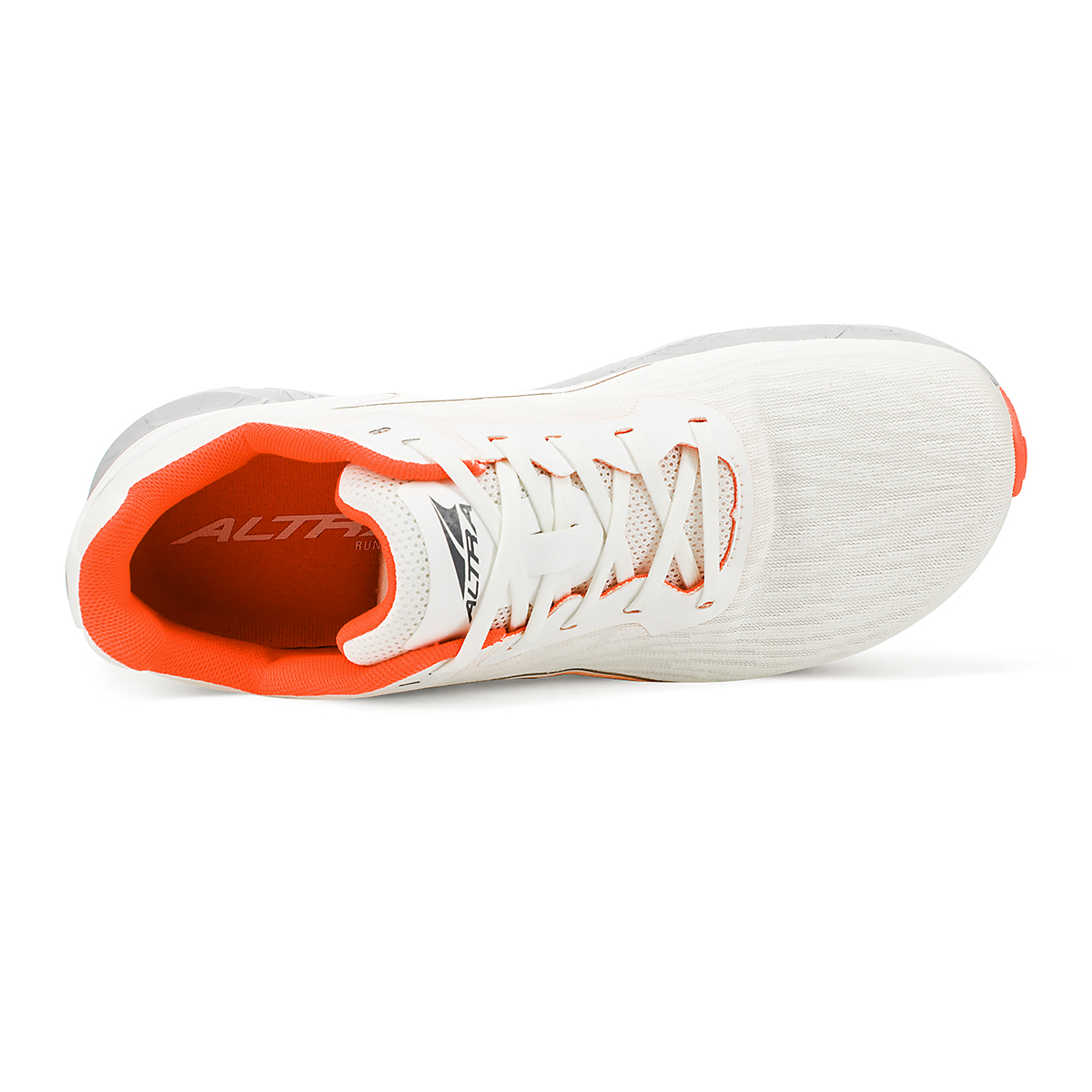 Women's Altra Rivera Running Shoe - Color: White/Coral - Size: 5.5 - Width: Regular, White/Coral, large, image 3