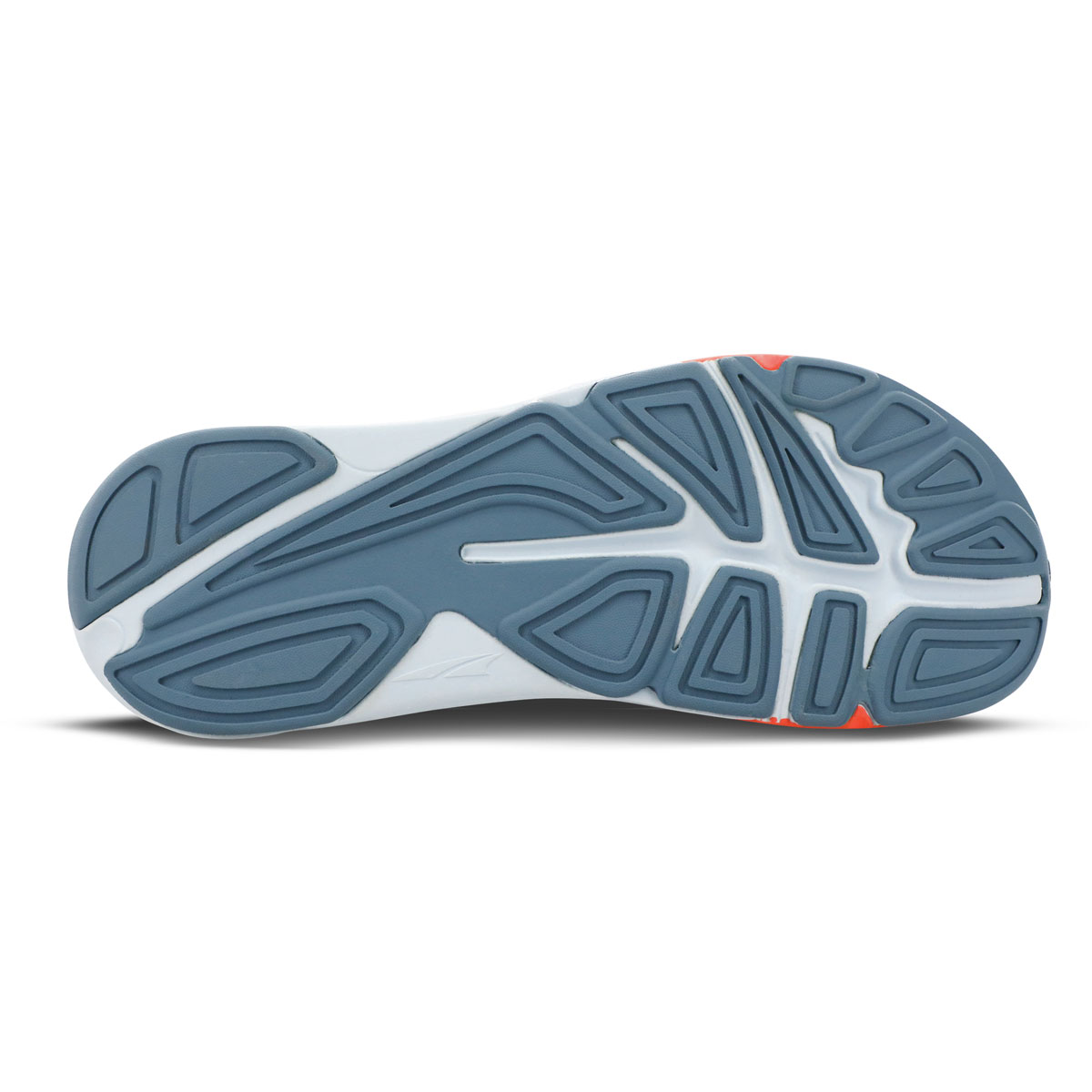 Women's Altra Paradigm 5 Running Shoe - Color: Gray/Coral - Size: 5.5 - Width: Regular, Gray/Coral, large, image 4