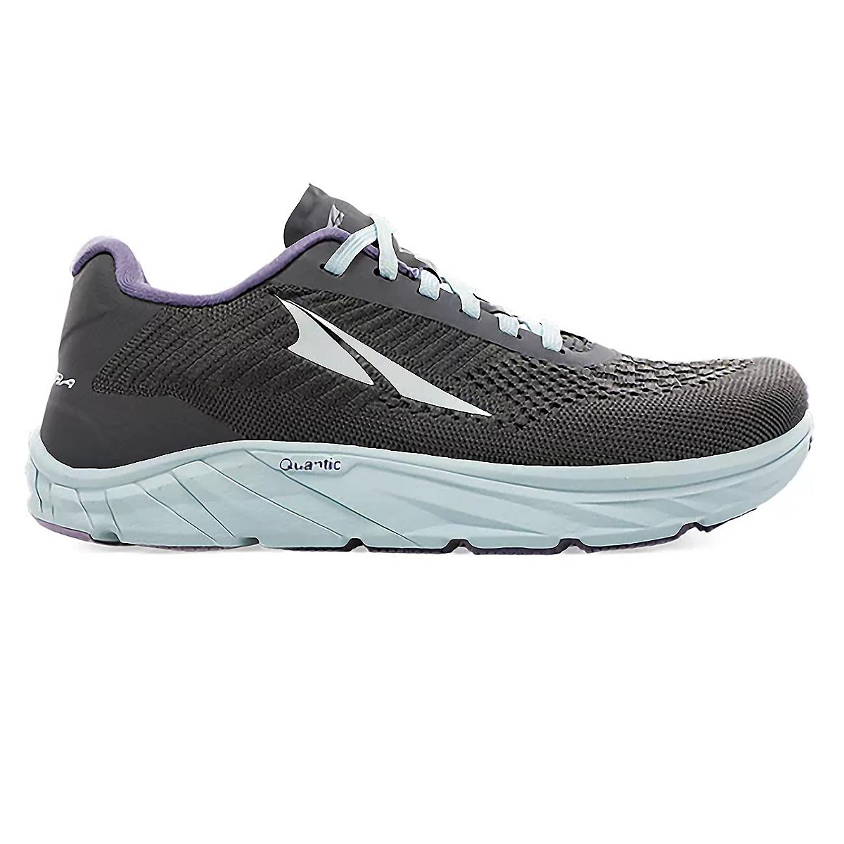 Women's Altra Torin 4.5 Plush Running Shoe - Color: Dark Gray - Size: 5.5 - Width: Regular, Dark Gray, large, image 1