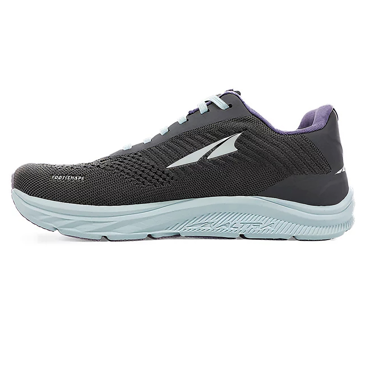Women's Altra Torin 4.5 Plush Running Shoe - Color: Dark Gray - Size: 5.5 - Width: Regular, Dark Gray, large, image 2