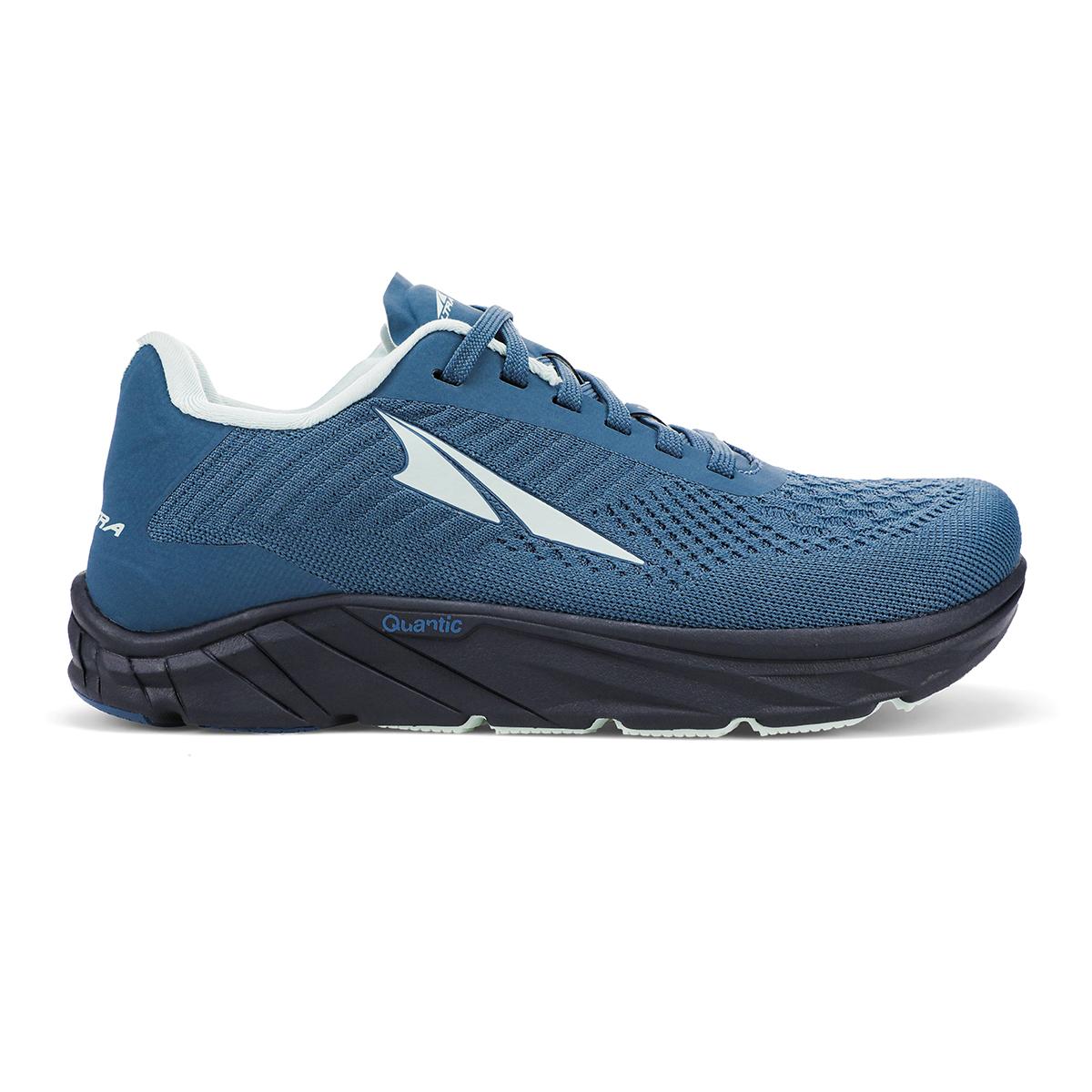 Women's Altra Torin 4.5 Plush Running Shoe - Color: Blue - Size: 7 - Width: Regular, Blue, large, image 1