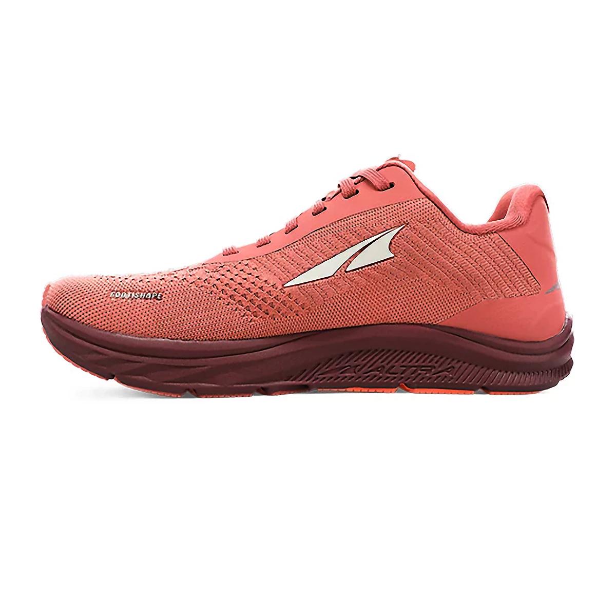 Women's Altra Torin 4.5 Plush Running Shoe - Color: Misty Rose - Size: 5.5 - Width: Regular, Misty Rose, large, image 2