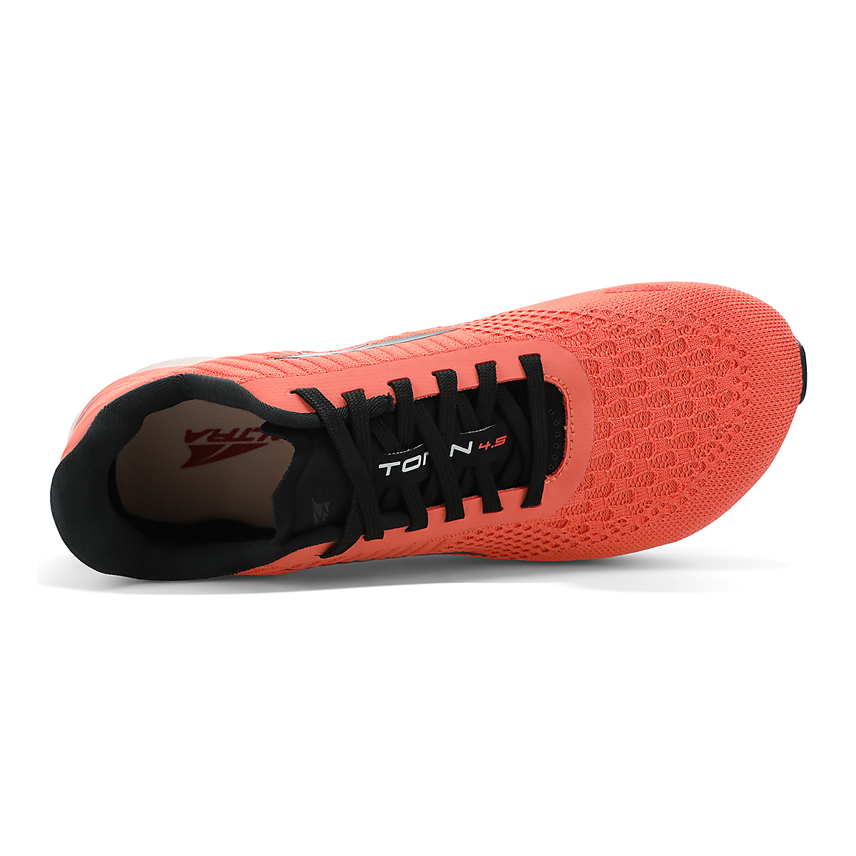 Women's Altra Torin 4.5 Plush Running Shoe - Color: Coral - Size: 5.5 - Width: Regular, Coral, large, image 3