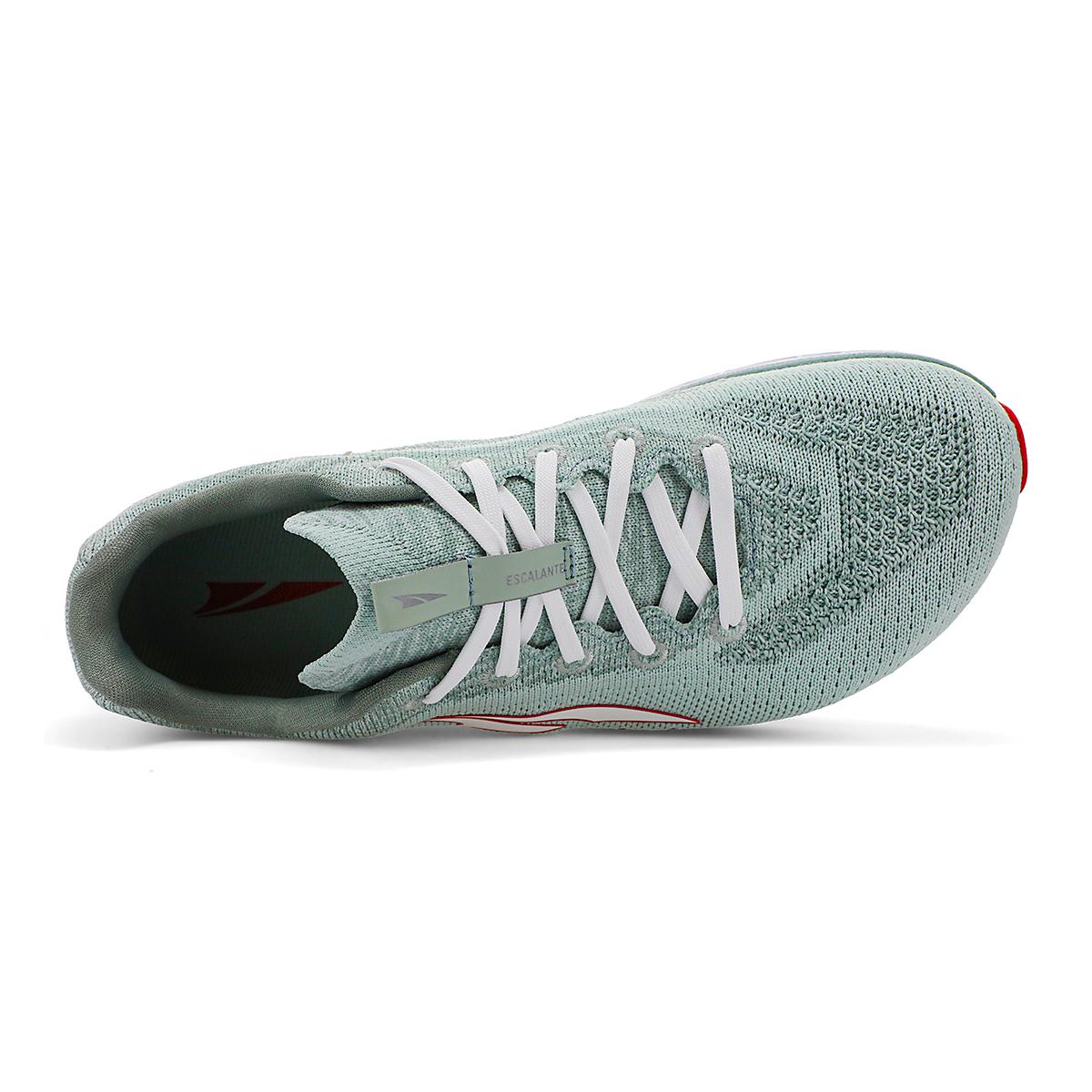 Women's Altra Escalante 2.5 Running Shoe - Color: Light Green - Size: 5.5 - Width: Regular, Light Green, large, image 3