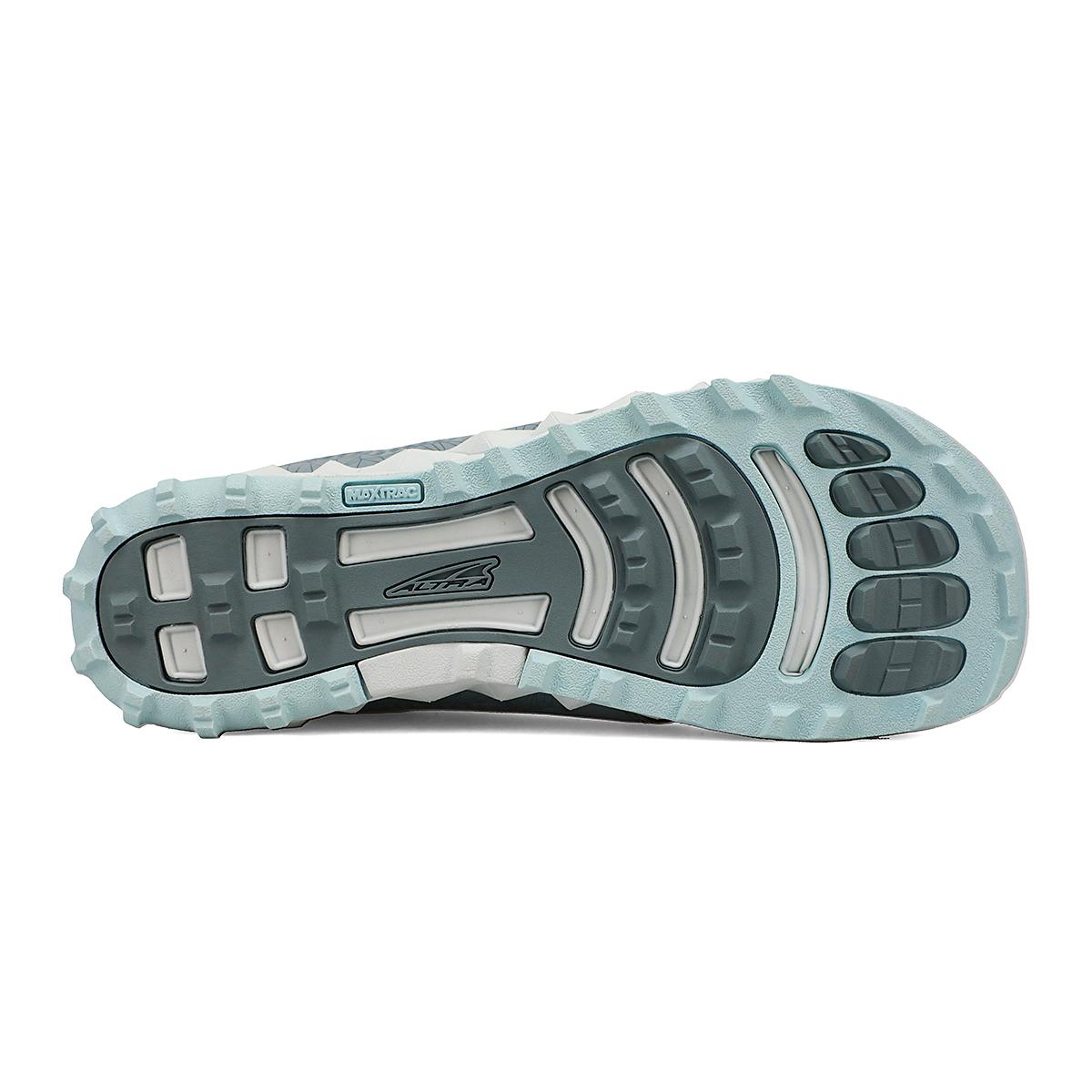 Women's Altra Superior 4.5 Trail Running Shoe - Color: Light Blue - Size: 5.5 - Width: Regular, Light Blue, large, image 3