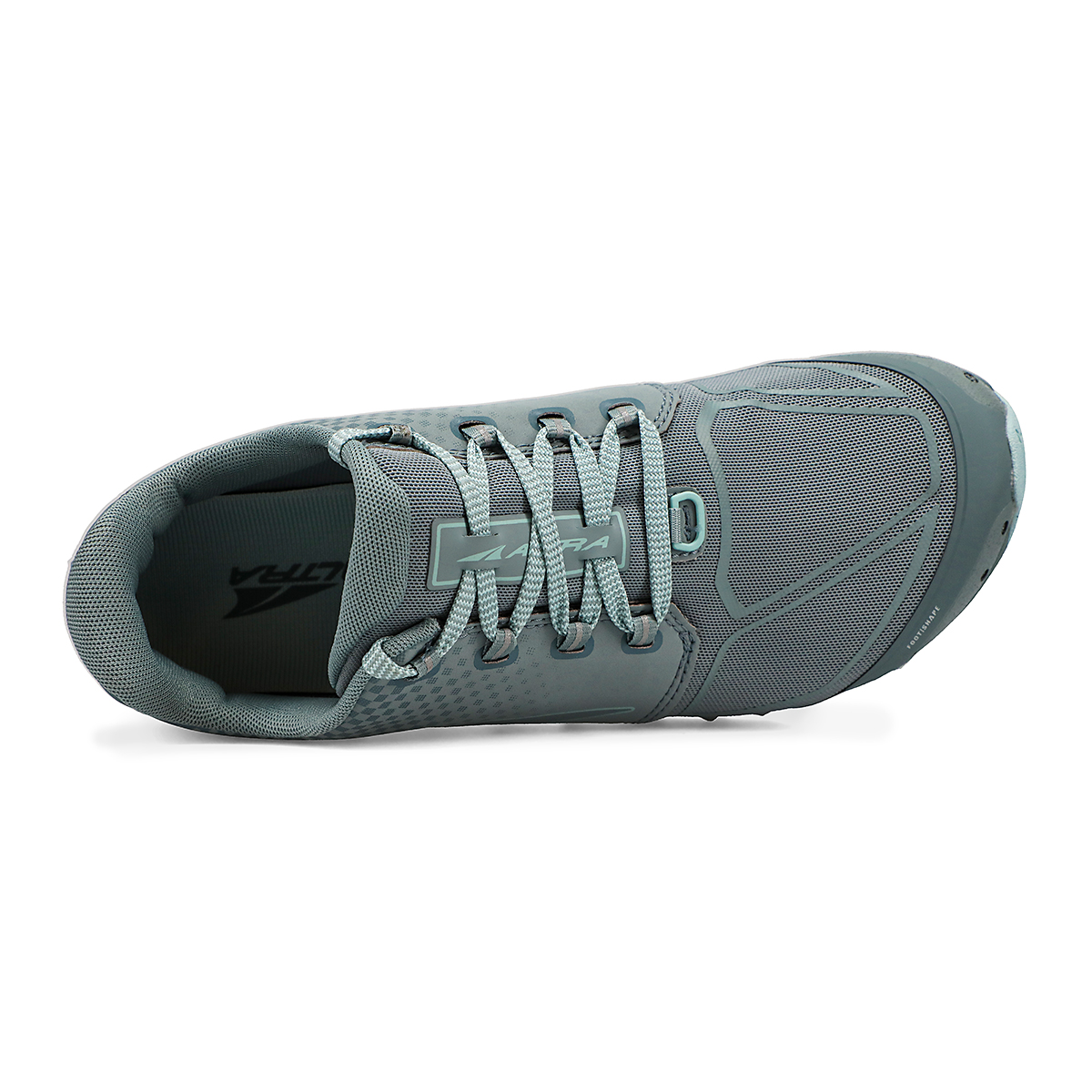 Women's Altra Superior 4.5 Trail Running Shoe - Color: Light Blue - Size: 5.5 - Width: Regular, Light Blue, large, image 4