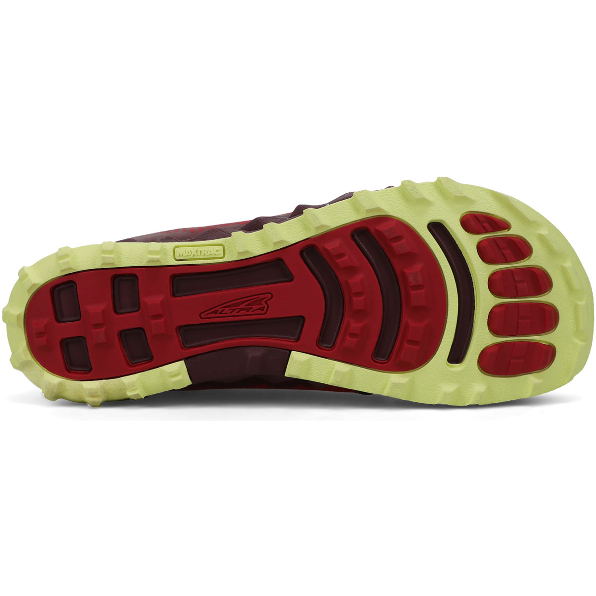 Women's Altra Superior 4.5 Trail Running Shoe - Color: Raspberry - Size: 5.5 - Width: Regular, Raspberry, large, image 3