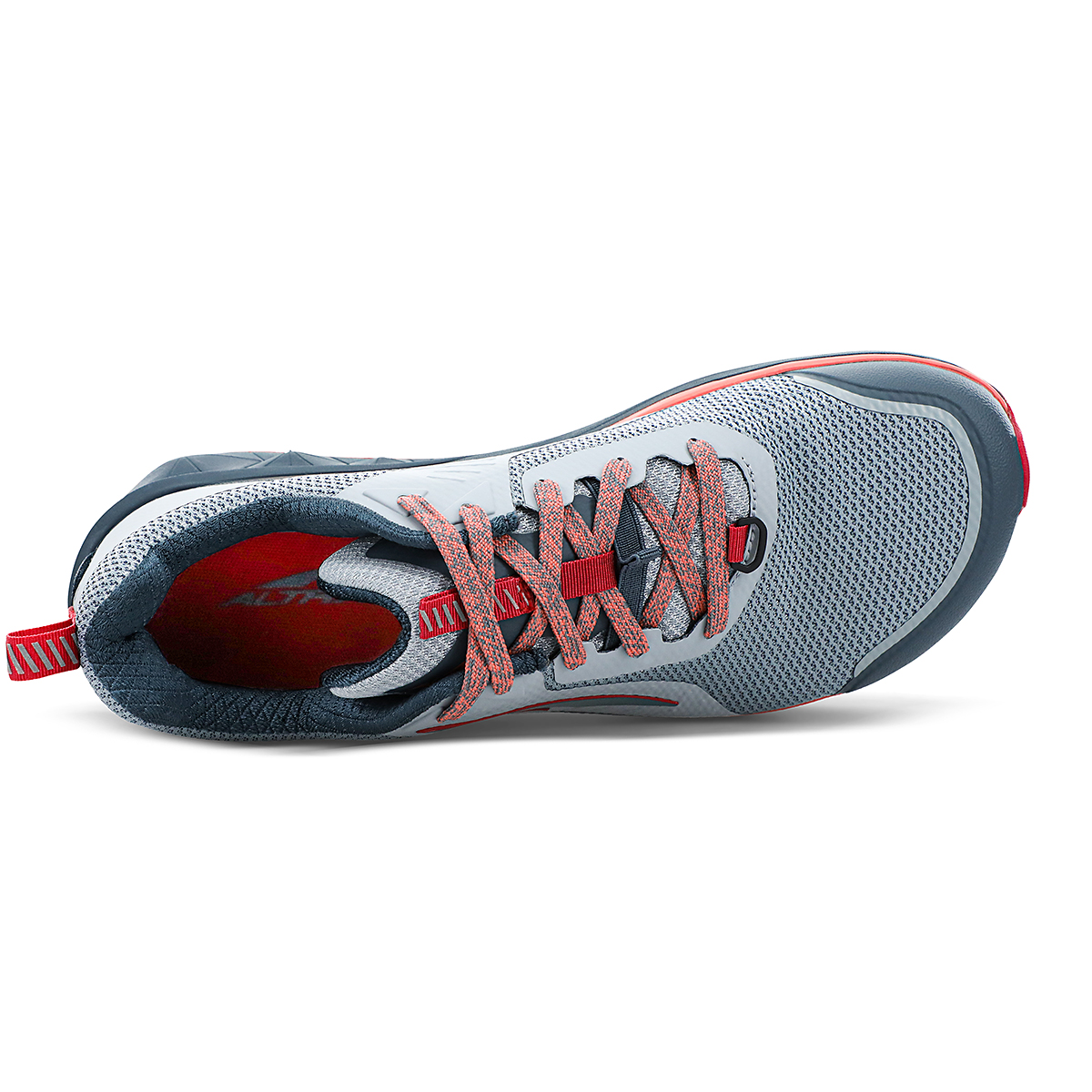 Women's Altra Timp 3 Trail Running Shoe - Color: Gray/Pink - Size: 5.5 - Width: Regular, Gray/Pink, large, image 3