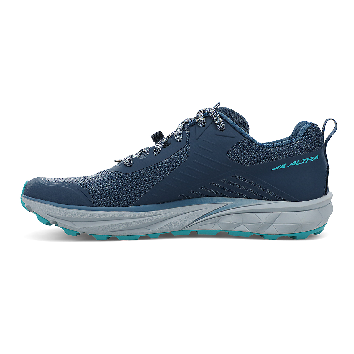 Women's Altra Timp 3 Trail Running Shoe - Color: Dark Blue - Size: 6 - Width: Regular, Dark Blue, large, image 2