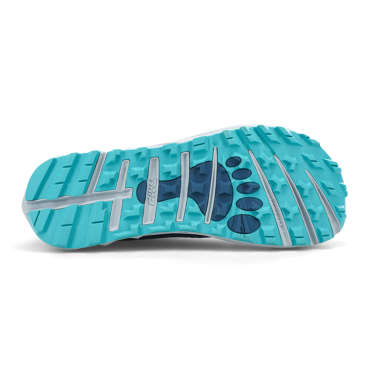 Women's Altra Timp 3 Trail Running Shoe - Color: Dark Blue - Size: 6 - Width: Regular, Dark Blue, large, image 4