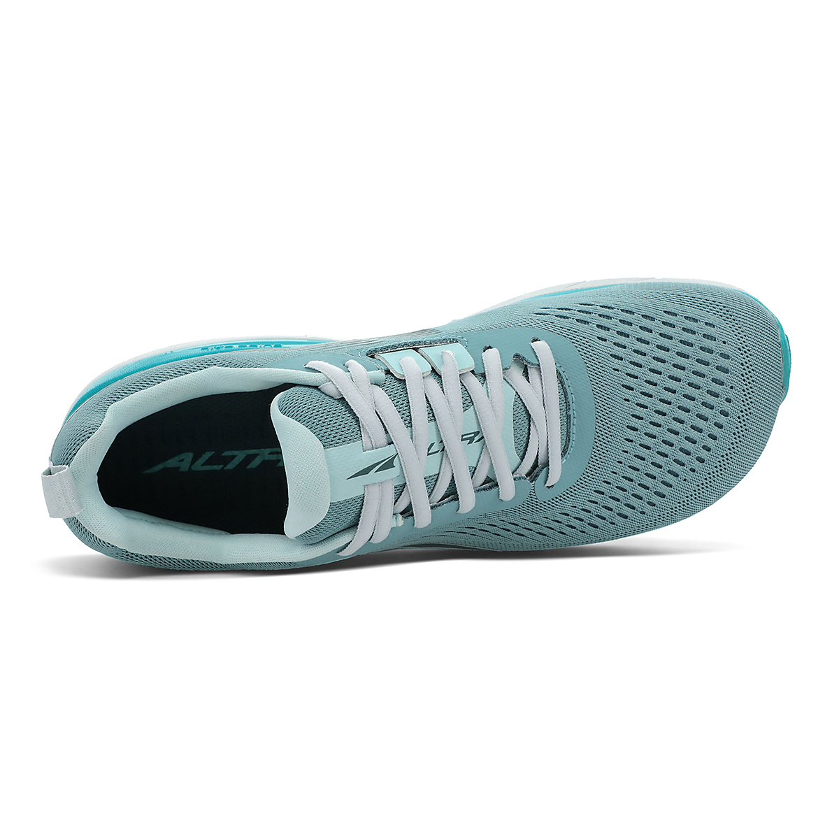 Women's Altra Provision 5 Running Shoe - Color: Teal/Green - Size: 5.5 - Width: Regular, Teal/Green, large, image 3