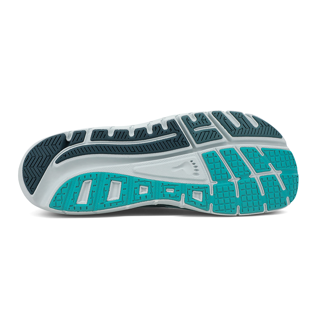 Women's Altra Provision 5 Running Shoe - Color: Teal/Green - Size: 5.5 - Width: Regular, Teal/Green, large, image 4