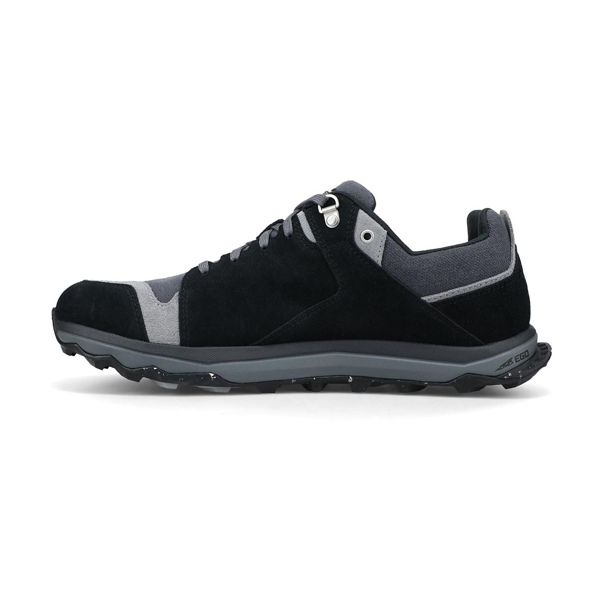 Men's Altra Lone Peak Alpine Trail Running Shoe - Color: Black - Size: 7 - Width: Regular, Black, large, image 2