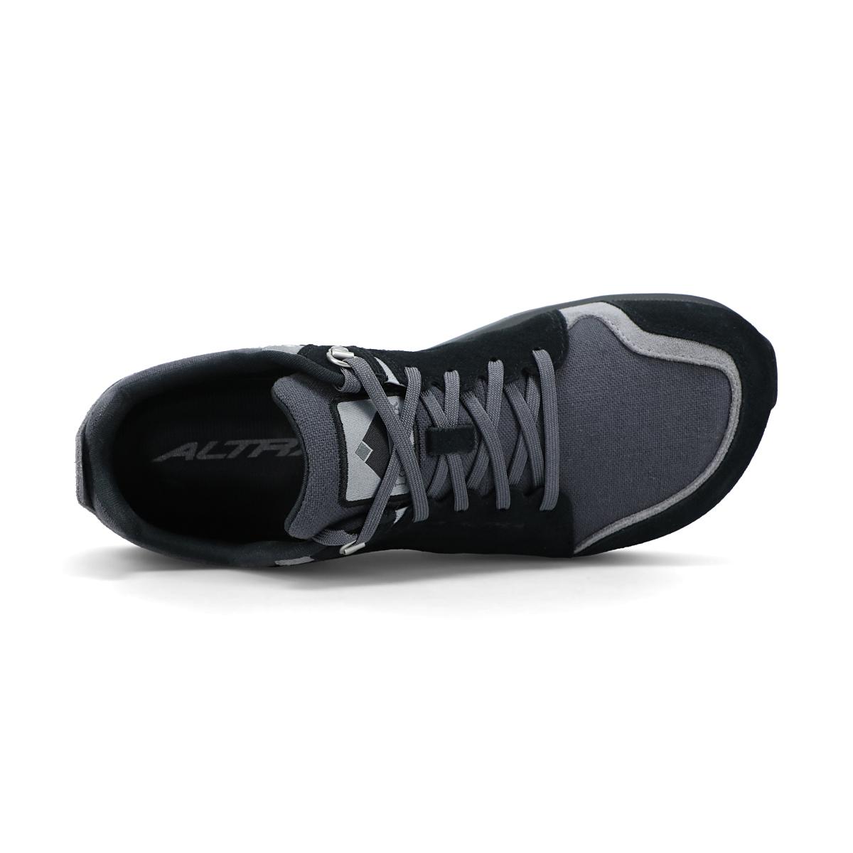 Men's Altra Lone Peak Alpine Trail Running Shoe - Color: Black - Size: 7 - Width: Regular, Black, large, image 3