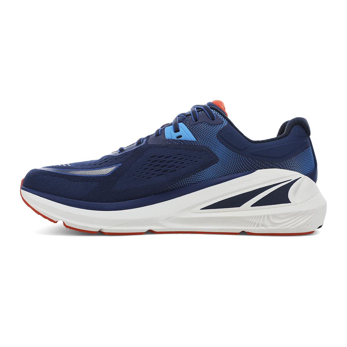 Men's Altra Paradigm 6 Running Shoe - Color: Estate Blue - Size: 7 - Width: Regular, Estate Blue, large, image 2