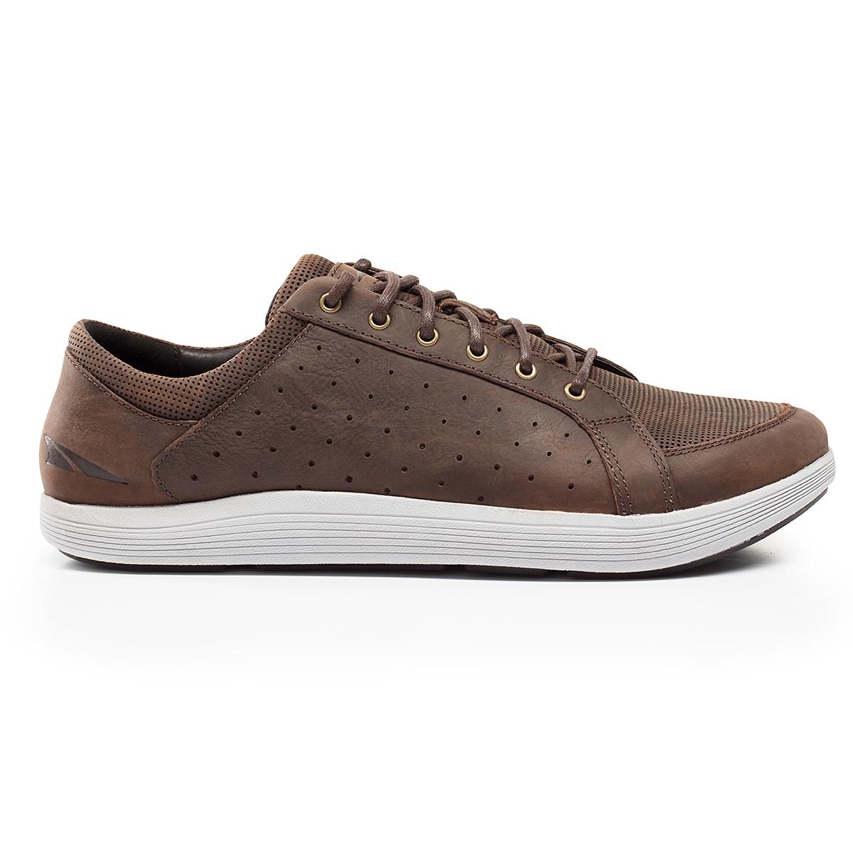 Men's Altra Cayd Lifestyle Shoe - Color: Brown (Regular Width) - Size: 10, Brown, large, image 1