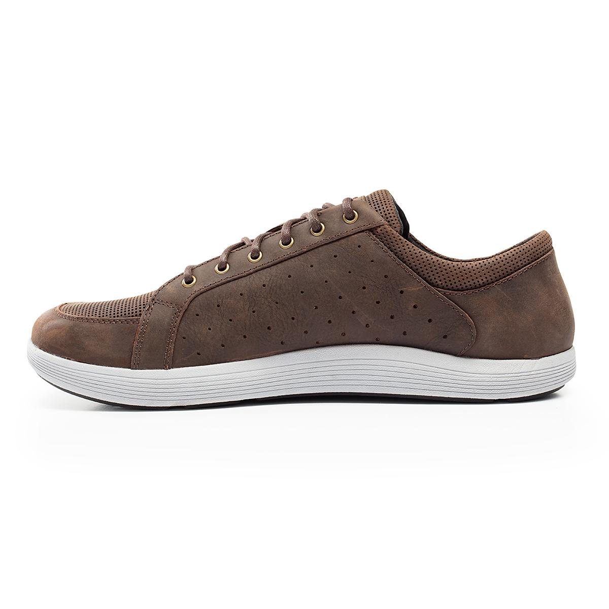 Men's Altra Cayd Lifestyle Shoe - Color: Brown (Regular Width) - Size: 10, Brown, large, image 2