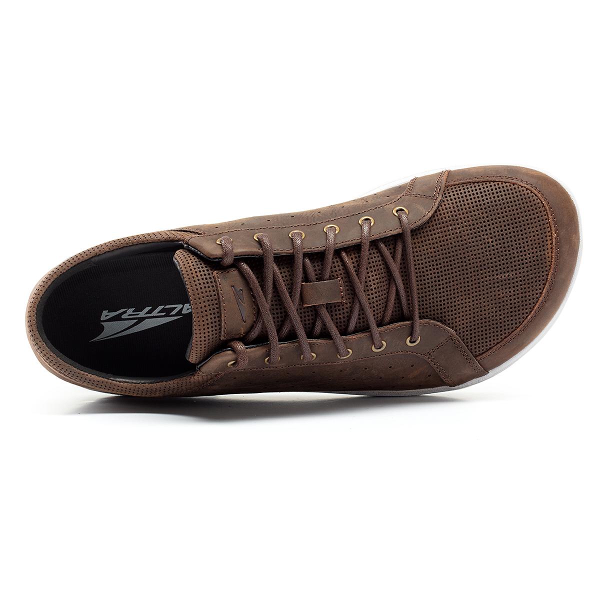 Men's Altra Cayd Lifestyle Shoe - Color: Brown (Regular Width) - Size: 10, Brown, large, image 3