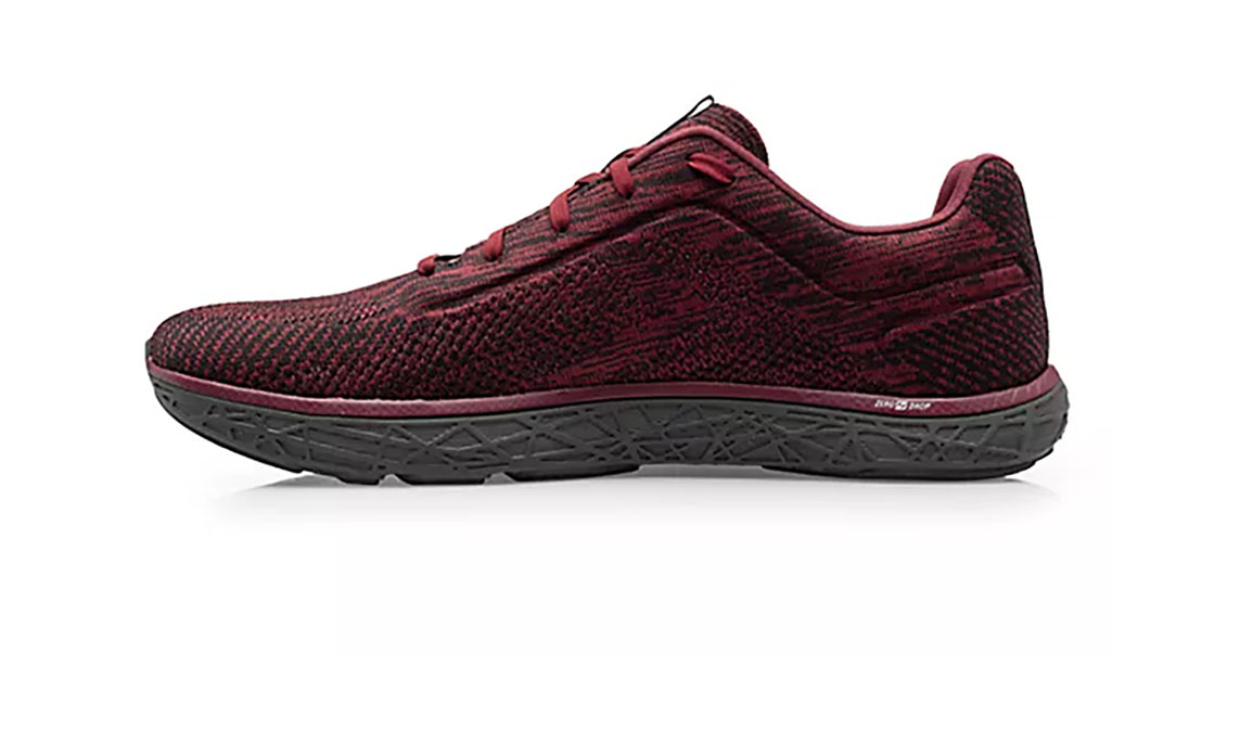Men's Altra Escalante 2 Running Shoe - Color: Maroon (Regular Width) - Size: 12, Red, large, image 2