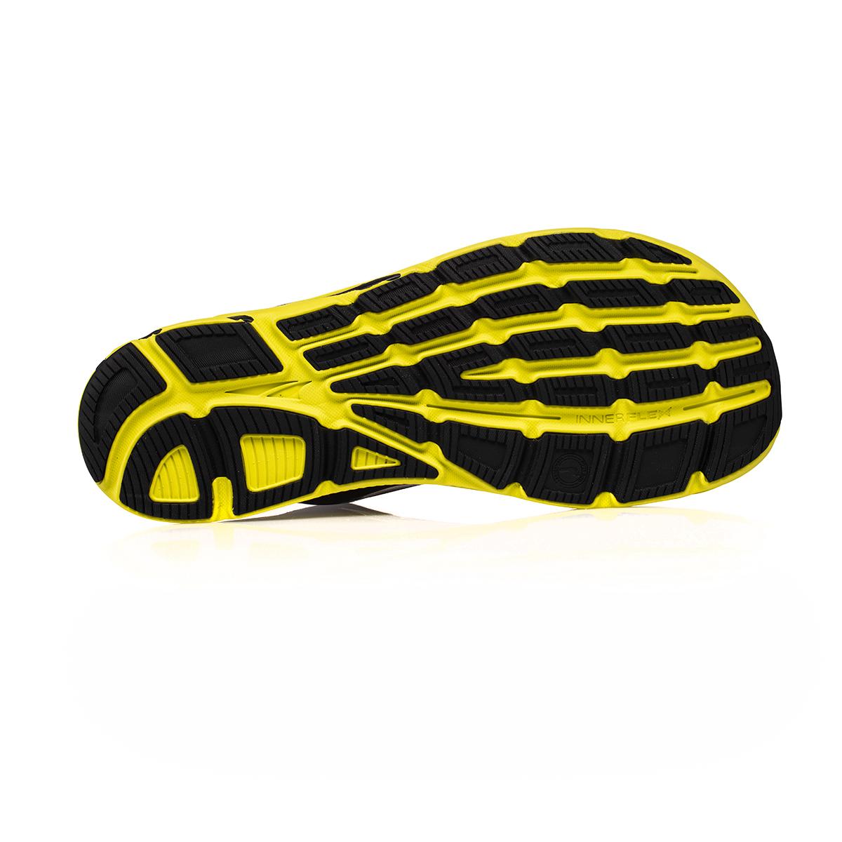 Men's Altra Torin 4 Running Shoe - Color: Gray/Lime - Size: 7 - Width: Regular, Gray/Lime, large, image 4