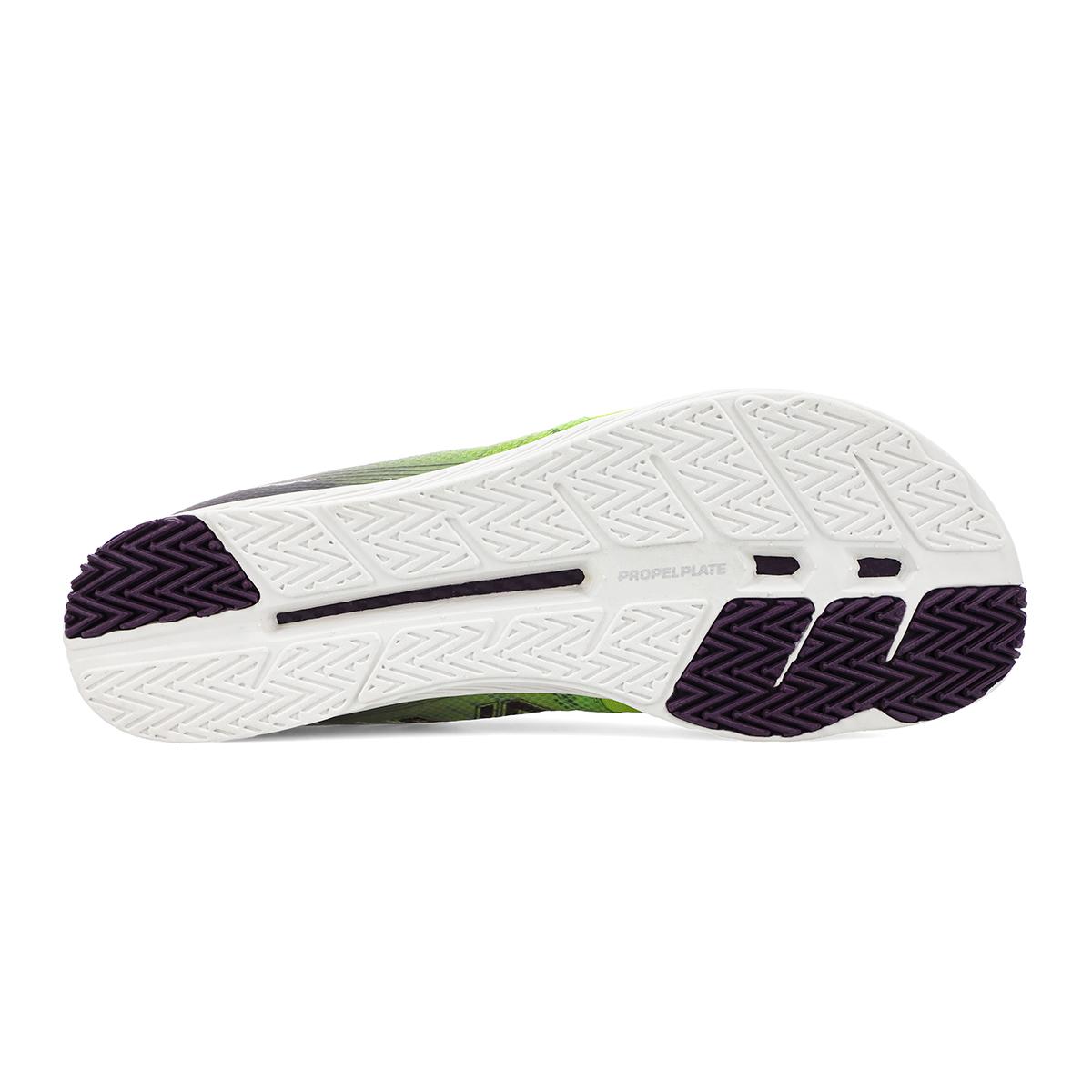 Altra Vanish R Running Shoe - Color: Macaw Green/Purple - Size: M4/W5.5 - Width: Regular, Macaw Green/Purple, large, image 4