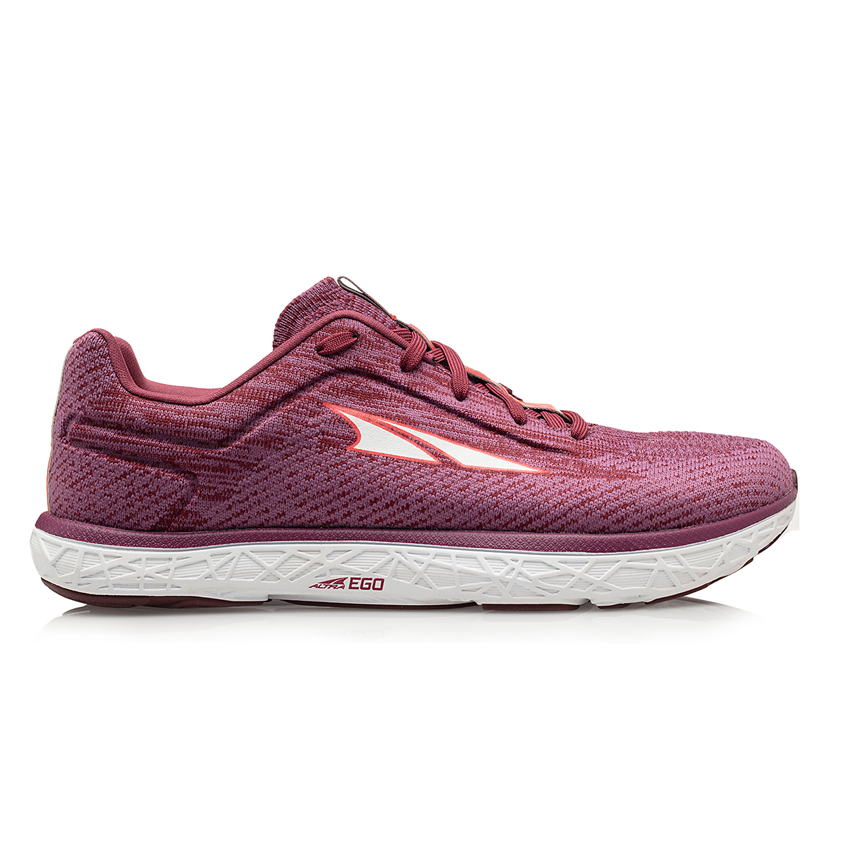 Women's Altra Escalante 2 Running Shoe - Color: Rose/Coral (Regular Width) - Size: 5.5, Red, large, image 1