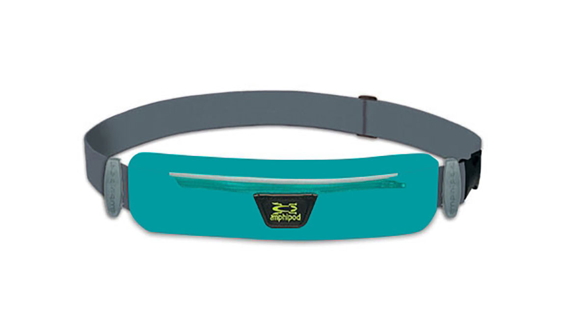 Amphipod Microstretch Quick Clip Race Belt - Color: Marine Size: OS, Marine, large, image 1