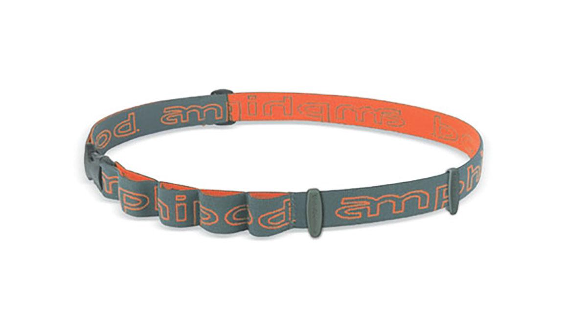 Amphipod Race Lite Quick Clip Plus - Color: Charcoal Size: OS, Charcoal, large, image 1