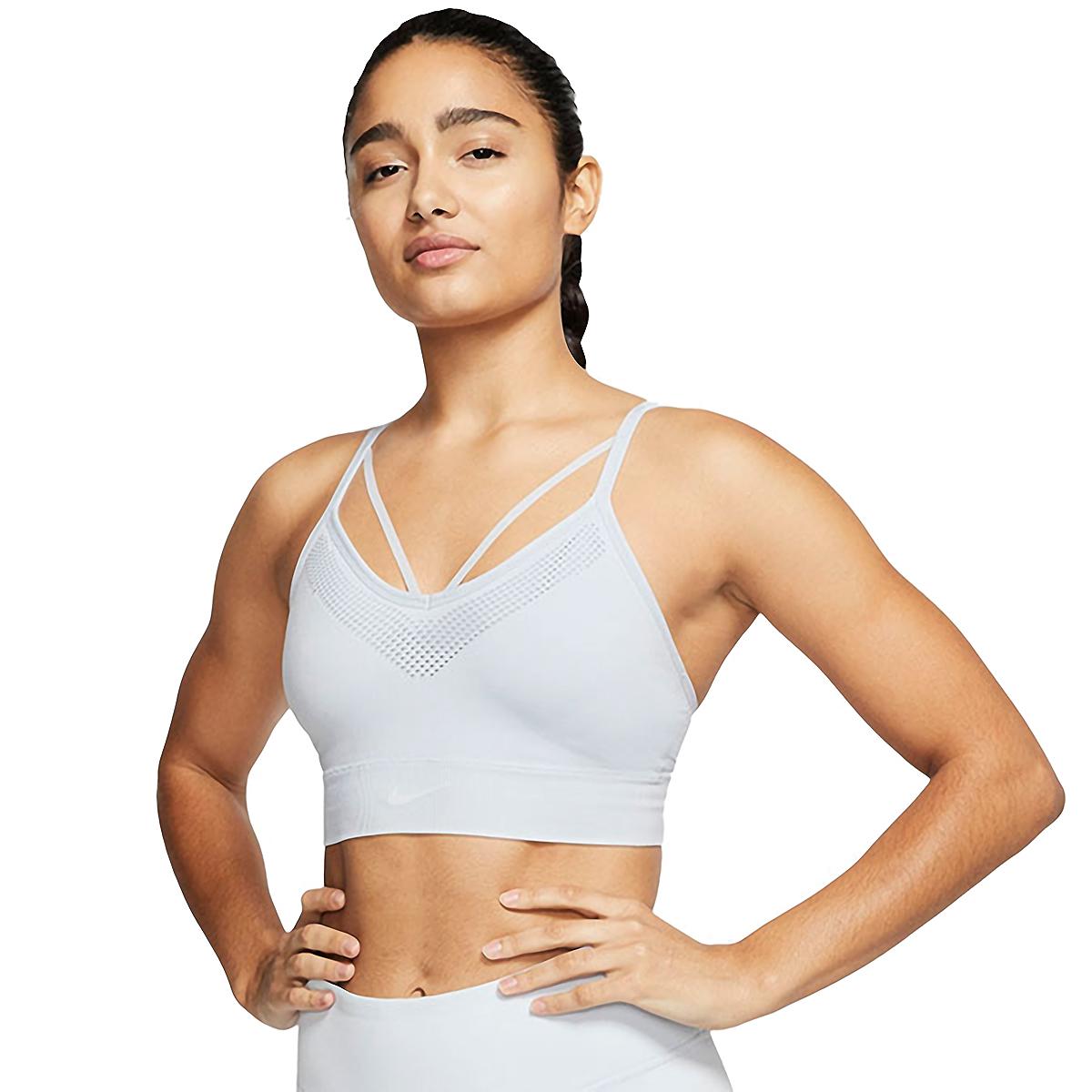 Women's Nike Seamless Light Bra, , large, image 1