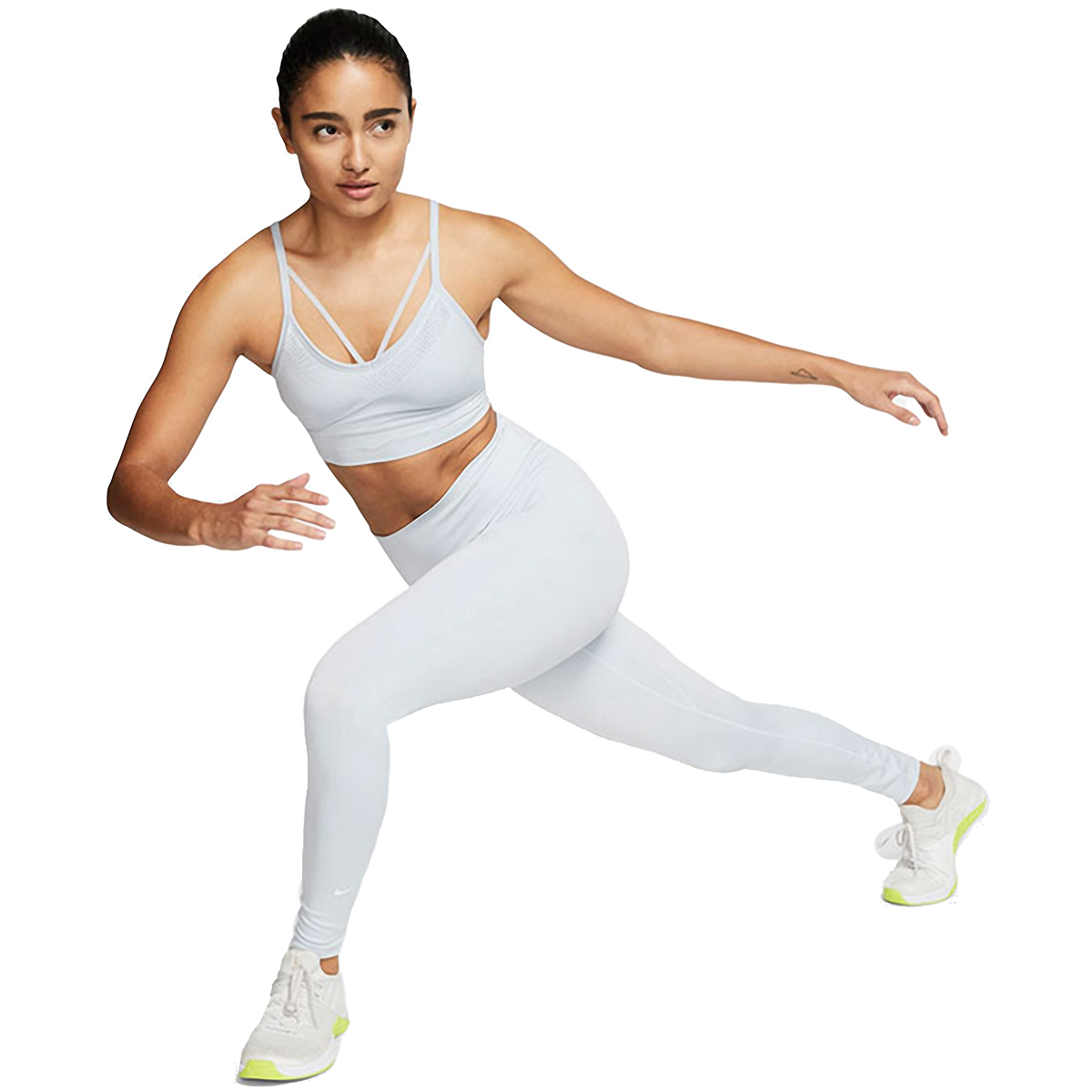 Women's Nike Seamless Light Bra, , large, image 4