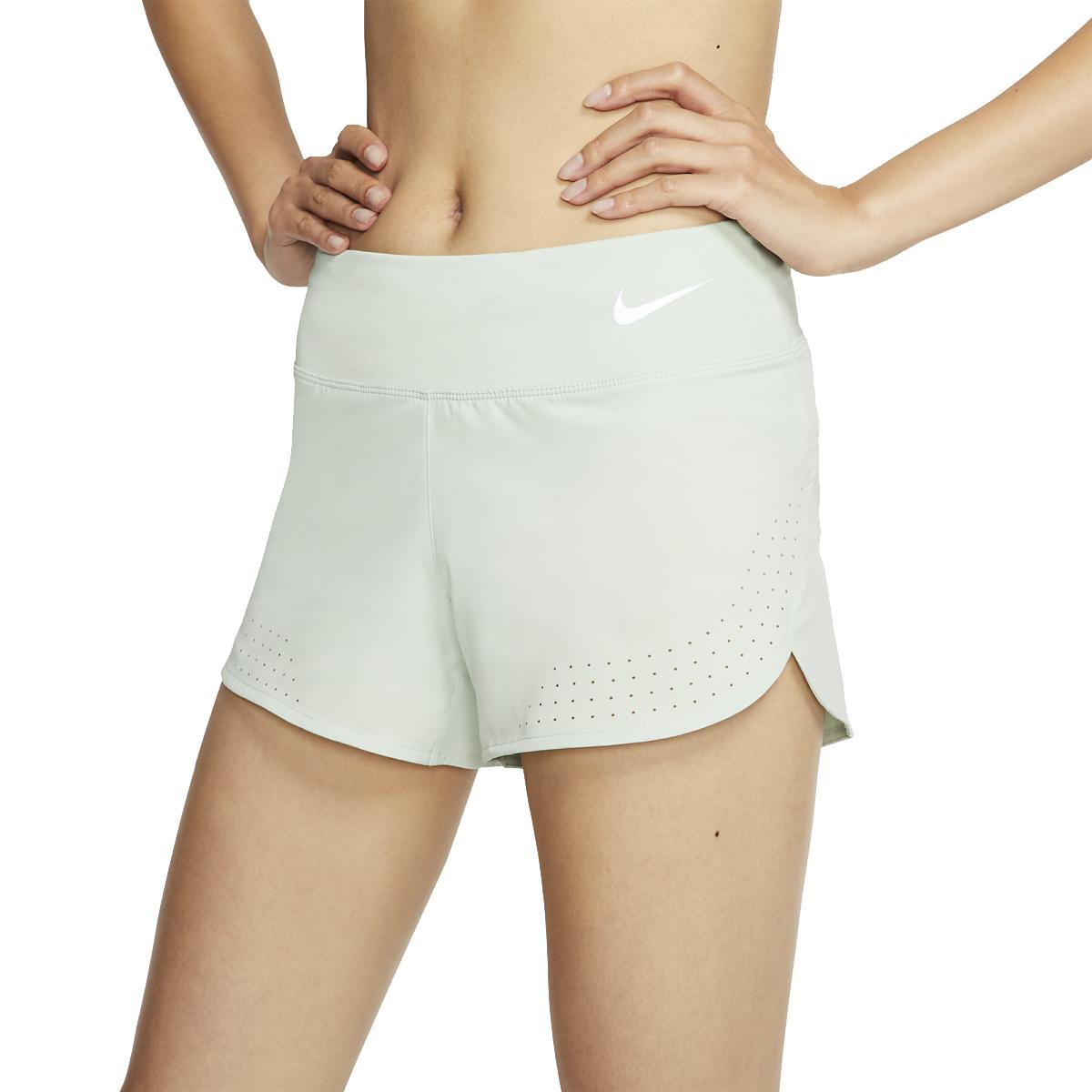 Women's Nike Eclipse 3 Inch Short  - Color: Pistachio Frost - Size: XL, Pistachio Frost, large, image 1