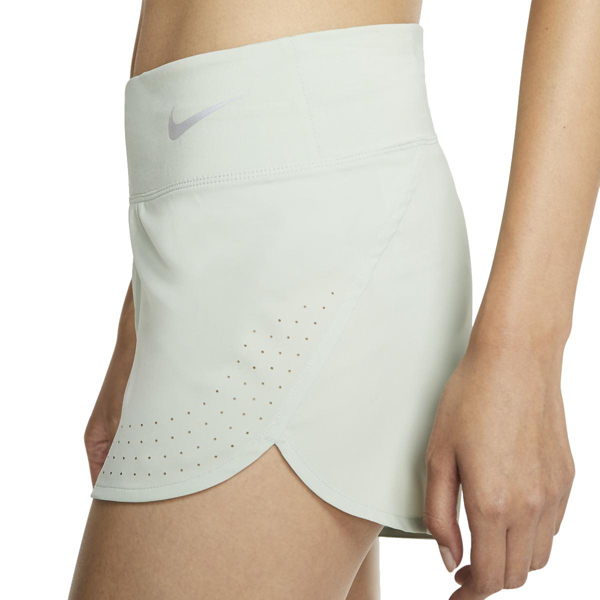 Women's Nike Eclipse 3 Inch Short  - Color: Pistachio Frost - Size: XL, Pistachio Frost, large, image 2