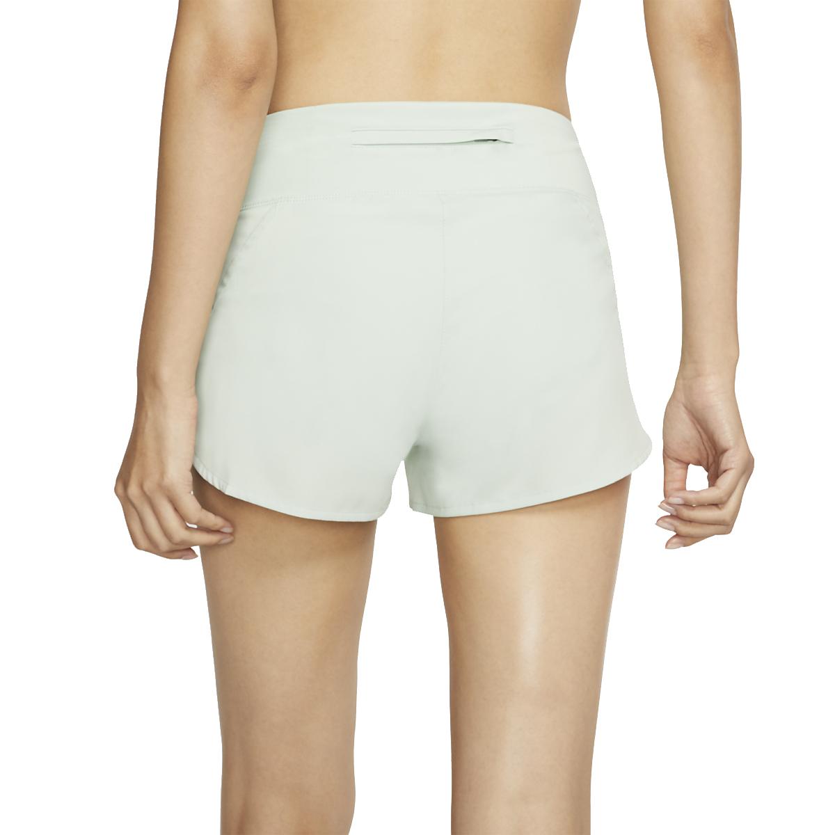 Women's Nike Eclipse 3 Inch Short  - Color: Pistachio Frost - Size: XL, Pistachio Frost, large, image 3