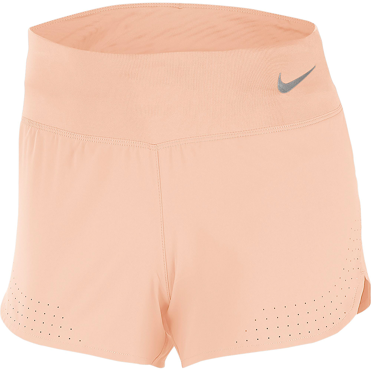 Women's Nike Eclipse Short 3in - Color: Washed Coral - Size: XS, Washed Coral, large, image 1