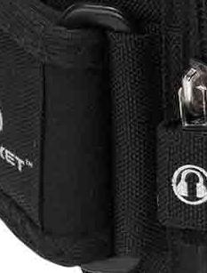 Armpocket Ultra I-35Color:Black Size:M, Black, large, image 2