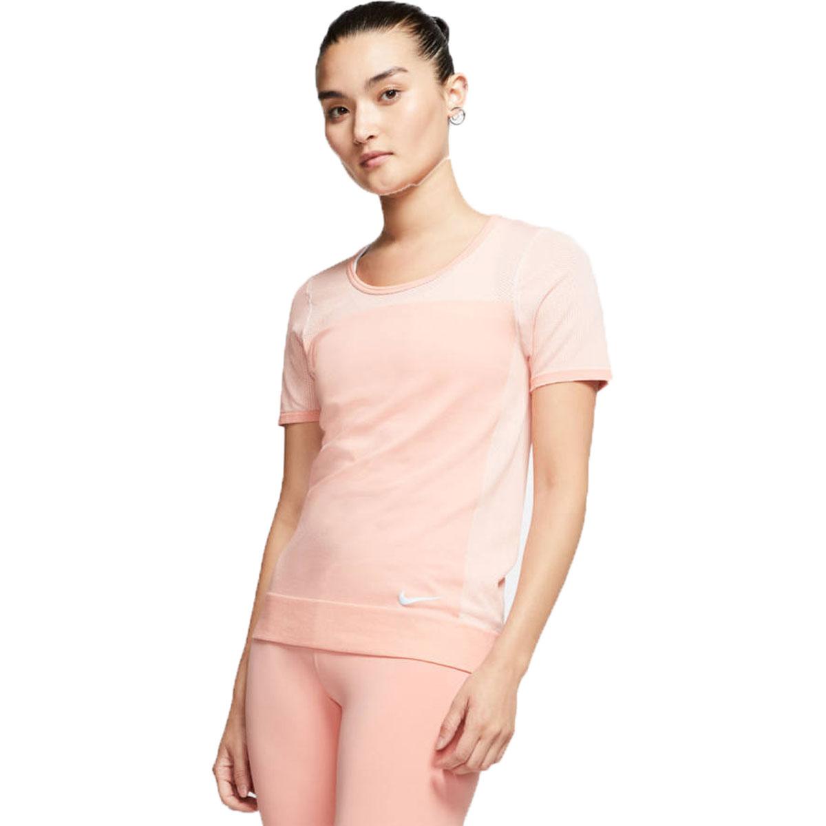 Women's Nike Infinite Short Sleeve, , large, image 1
