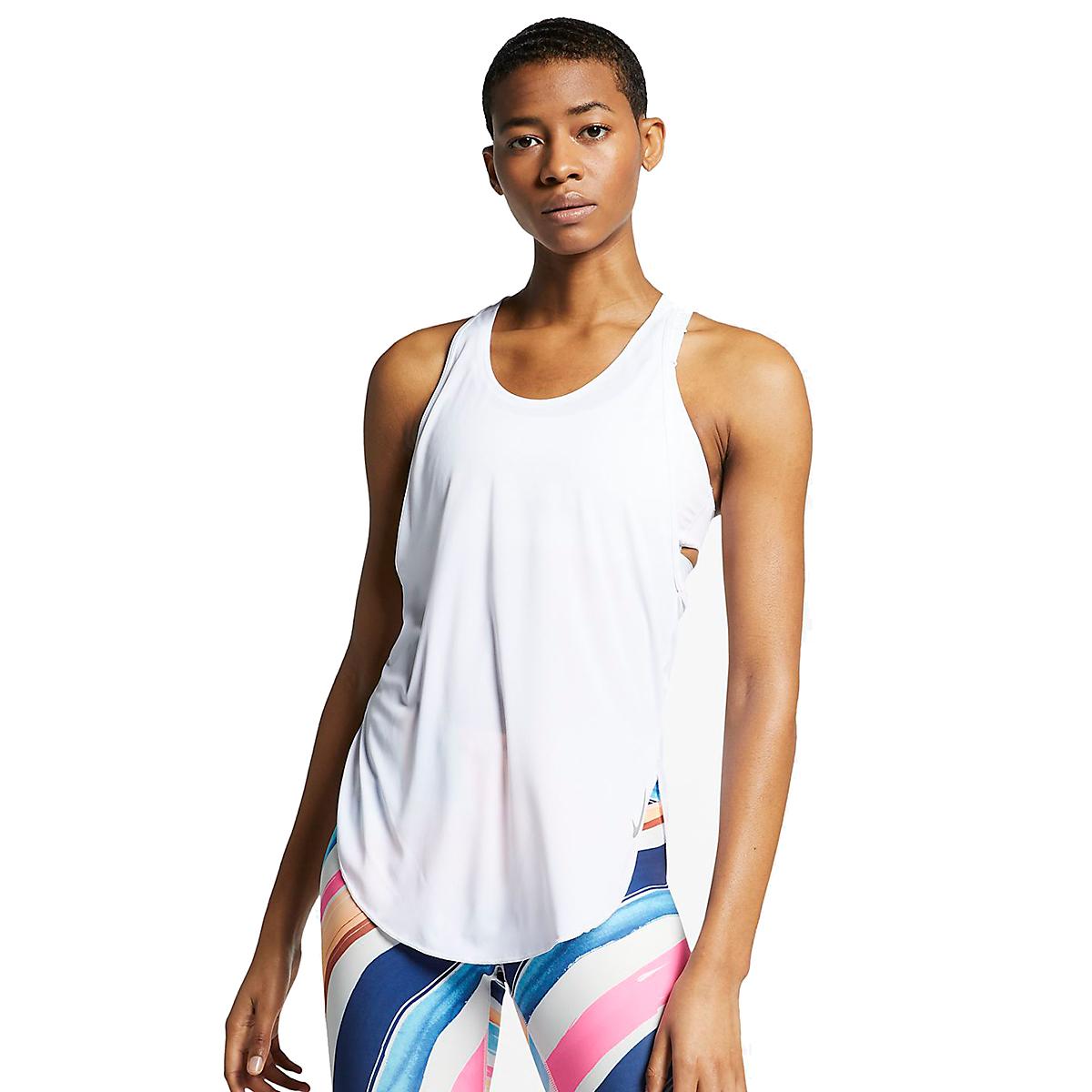 Women's Nike City Sleek Tank, , large, image 1