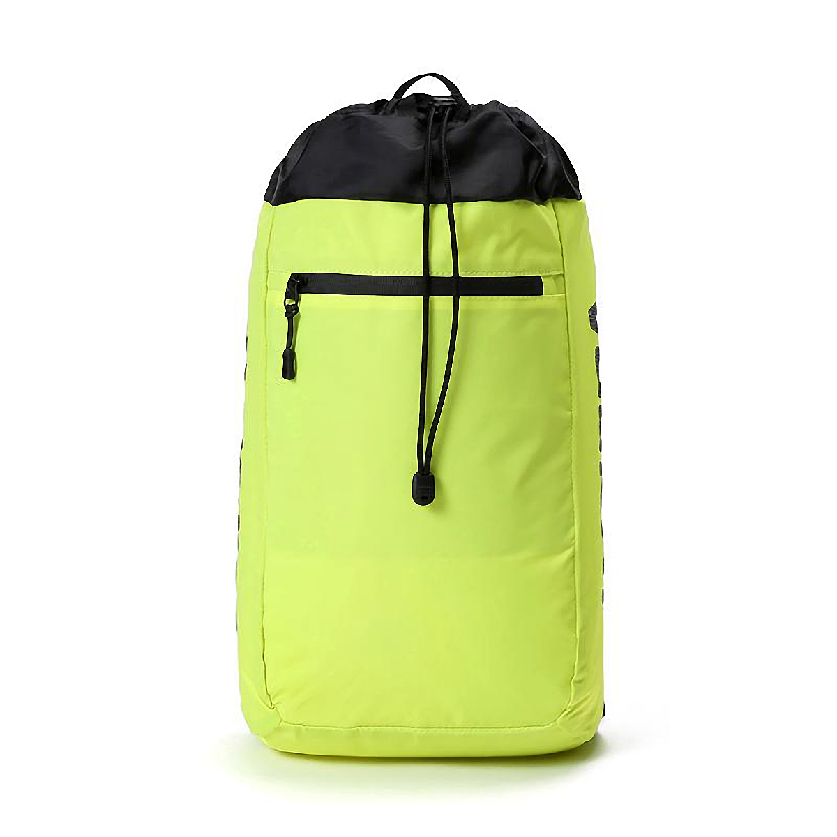 Vooray Stride Cinch Backpack - Color: Neon Yellow - Size: OS, Neon Yellow, large, image 1