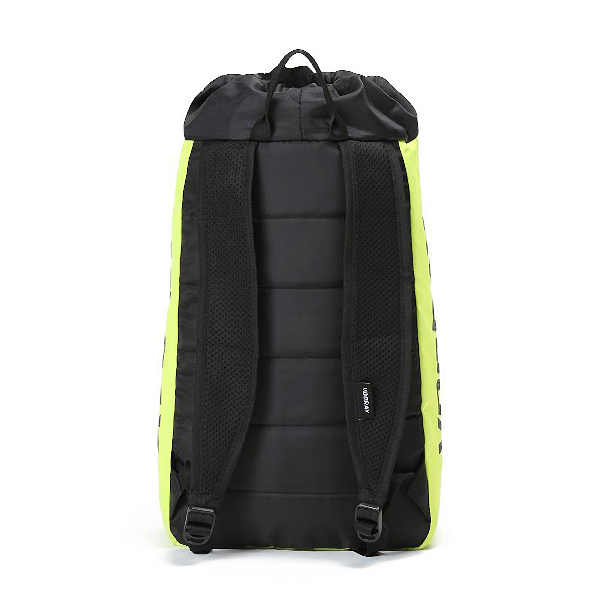 Vooray Stride Cinch Backpack - Color: Neon Yellow - Size: OS, Neon Yellow, large, image 3