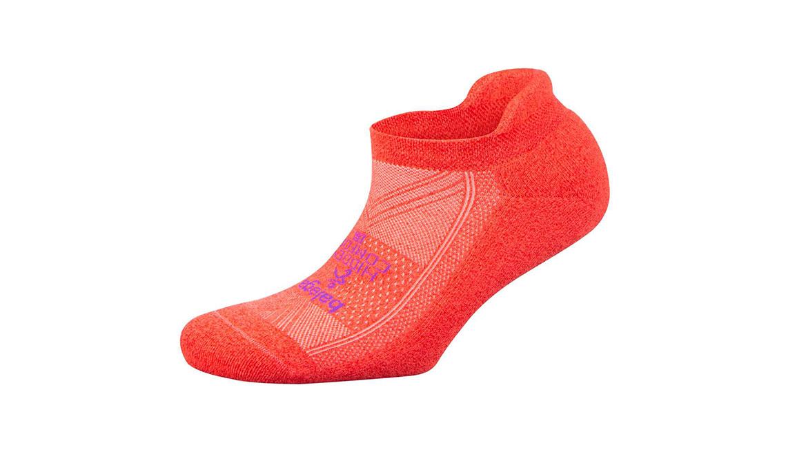 Balega Hidden Comfort No Show Socks - Color: Cherry Size: M, CHERRY, large, image 1