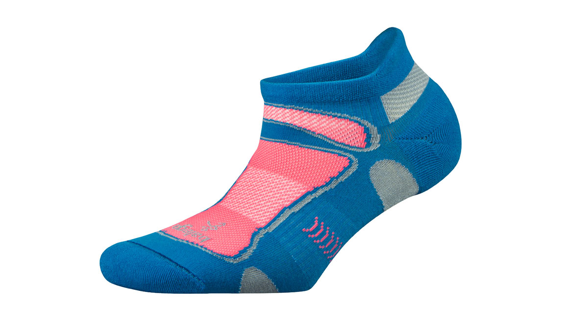 Balega Ultra Light No Show Sock - Color: Blue Size: M, Blue, large, image 1