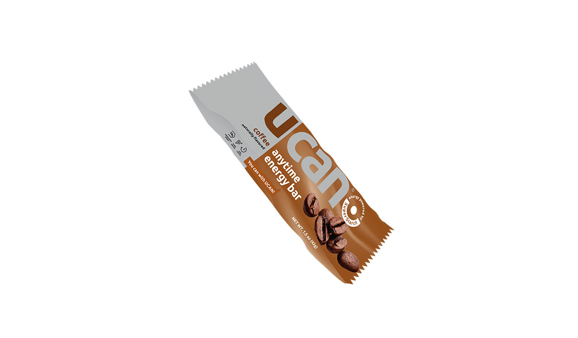 UCAN Anytime Energy Bar - Flavor: Coffee - Size: Box of 12, Coffee, large, image 2