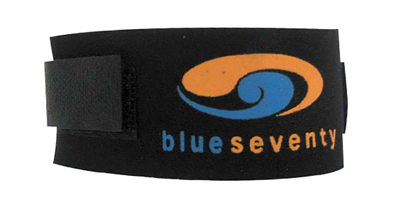 Blue Seventy Timing Band - Color: Black - Size: One Size, Black, large, image 1