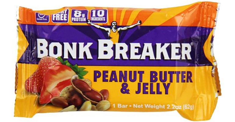 Bonk Breaker Peanut Butter and Jelly Energy Bars, , large, image 1