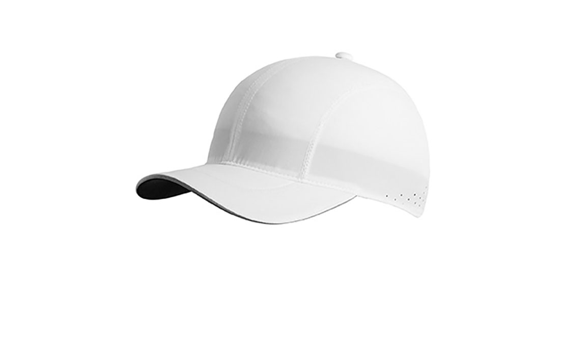 Brooks Chaser Hat - Color: White Size: OSFA, White, large, image 1