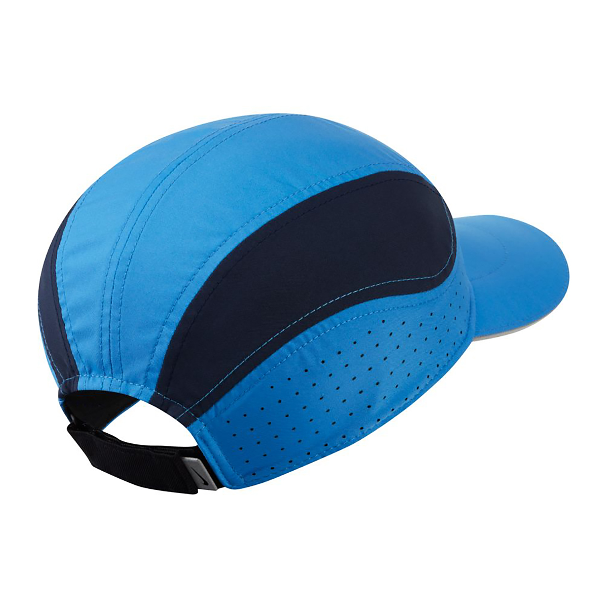 Nike AeroBill Tailwind Running Cap - Color: Blue, Blue, large, image 2