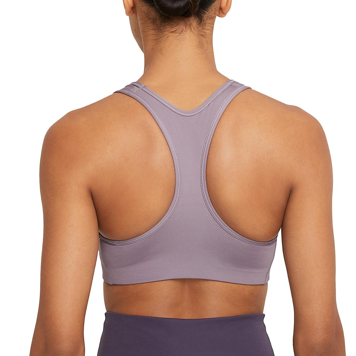 Women's Nike Swoosh Medium Support Sports Bra, , large, image 4