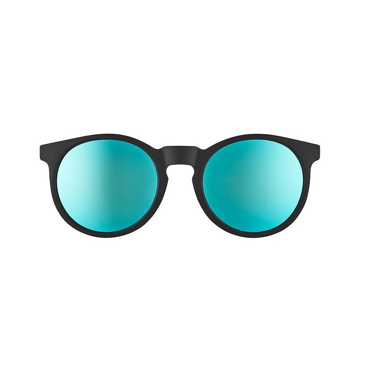 Goodr Midnight Ramble At Circle Bar Sunglasses - Color: Black - Size: OS, Black, large, image 2
