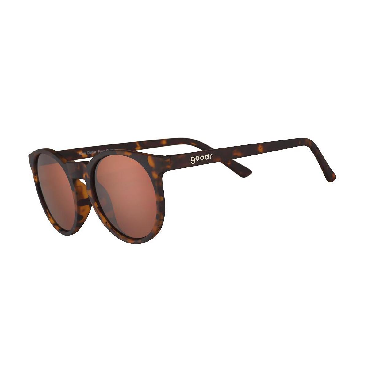 Goodr Nine Dollar Pour Over Sunglasses - Color: Tortoise - Size: OS, Tortoise, large, image 1